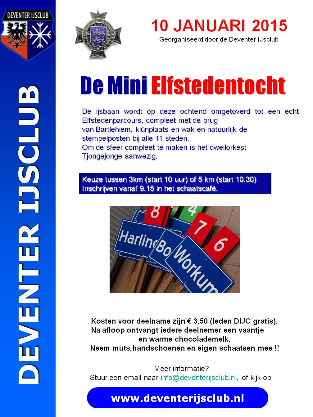 poster dijc mini elfsteden 2015