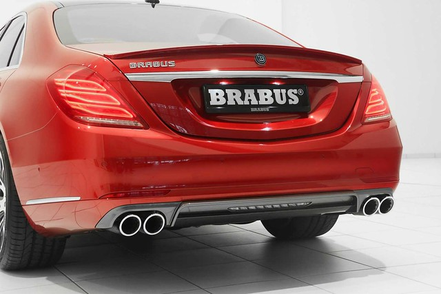 BRABUS Mercedes-Benz Clase S