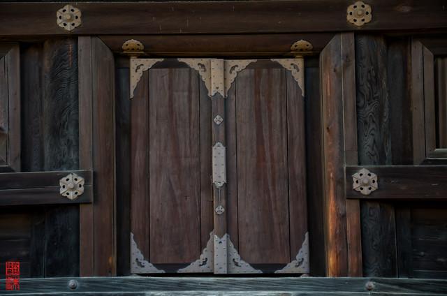 「御扉 - 五重塔」 東寺 - 京都