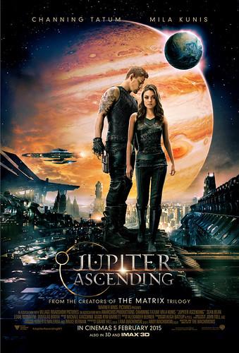 Tayangan Premiere With Budiey Menonton JUPITER ASCENDING 3D IMAX