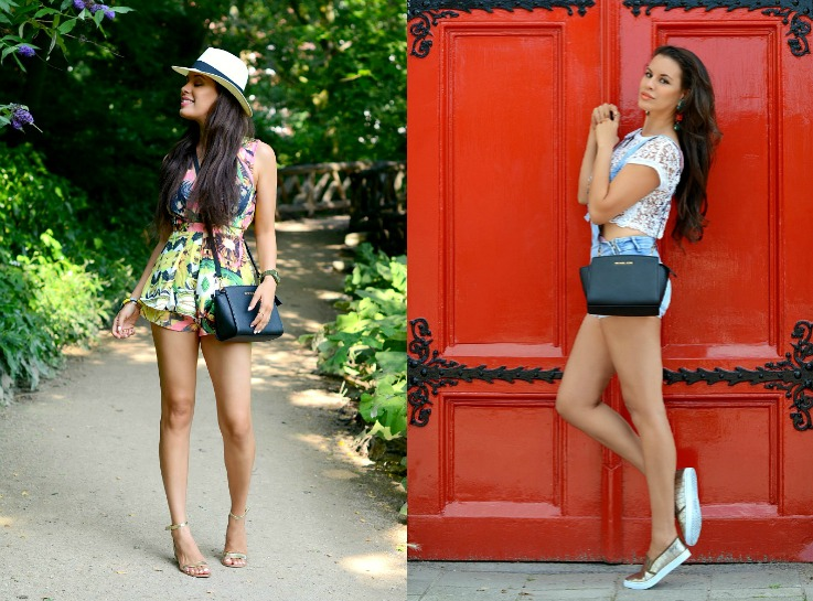 Collage Pose for street style photos2