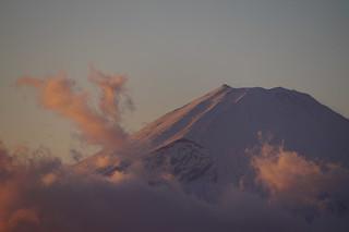 112 Mount Fuji vanaf mt Komagatake