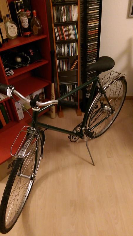 Neues Bike