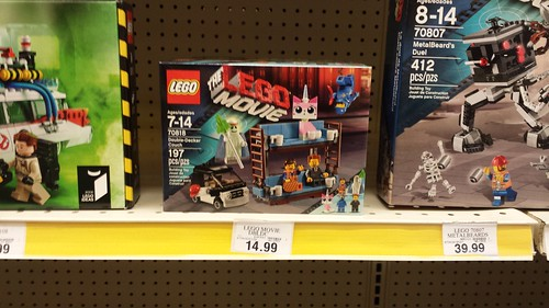 The LEGO Movie Double-Decker Couch (70818)