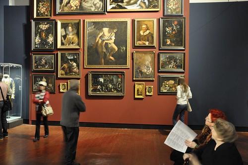 Výstava Hrady a zámky objevované a opěvované (19.12.2014-15.12.2015). Hledej...!