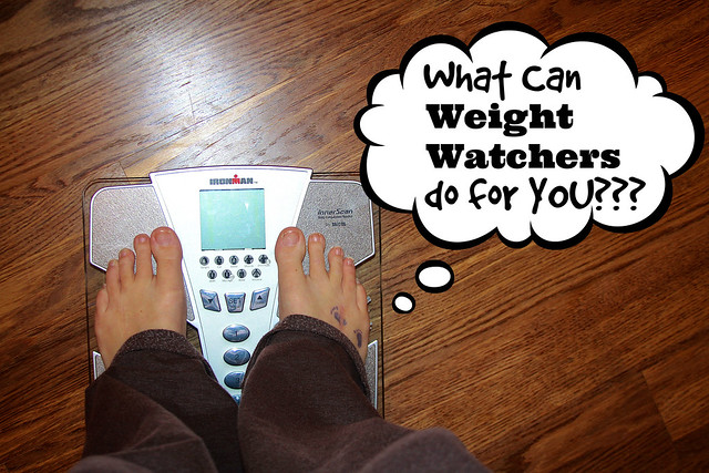what can weight watchers do for you