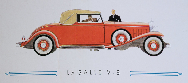1931 Cadillac V8 Cabriolet