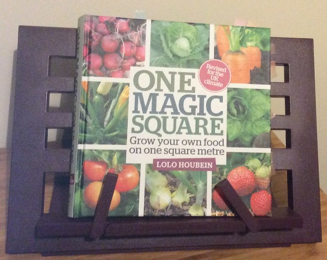 One Magic Square, by Lolo Houbein