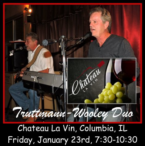 Truttmann-Wooley Duo 1-23-15