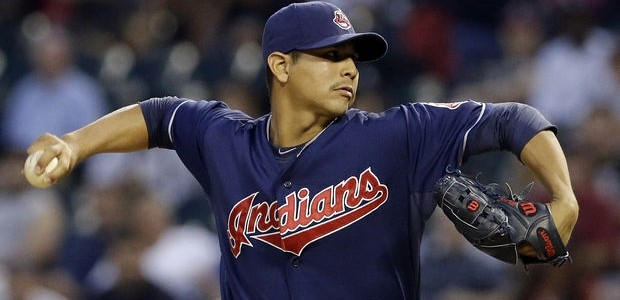 Carlos Carrasco (Photo: AP Photo/Nam Y. Huh)