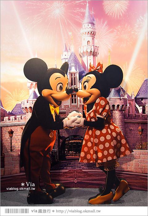【迪士尼90週年特展】2014台北松山迪士尼特展~跟著迪士尼回顧走過90年的精彩畫面!34