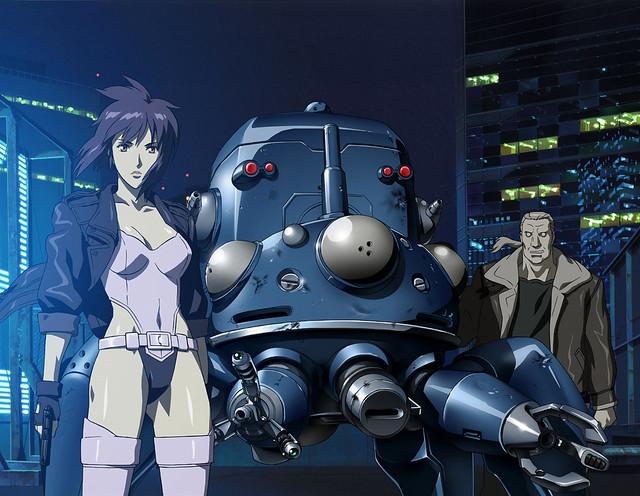 É um corpo totalmente robótico, seu safado
