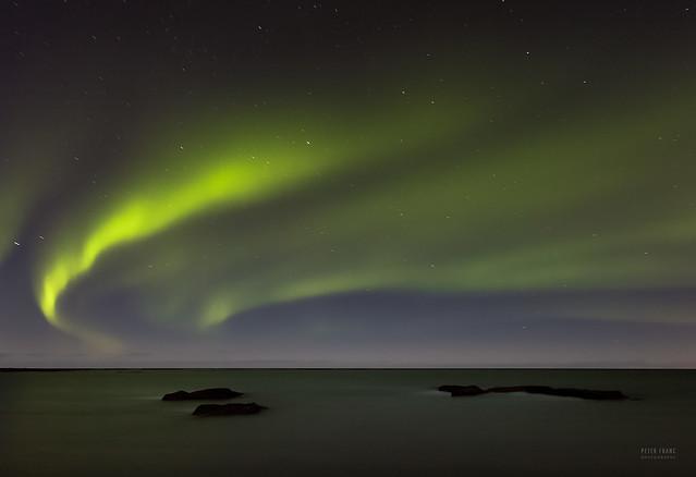 sadaiche (Peter Franc) - Iceland - Aurora Borealis 1