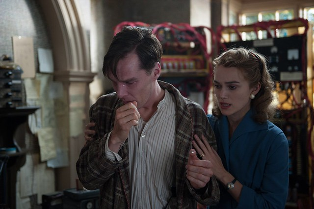 The Imitation Game - post hormonal injections
