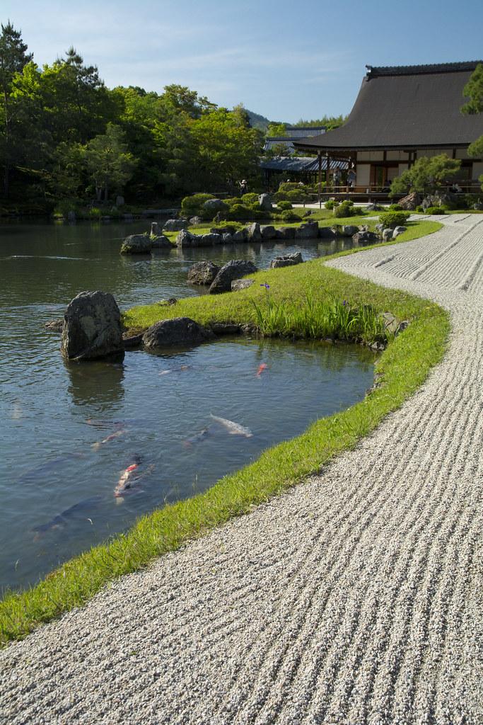 Tenryuu-ji 天龍寺
