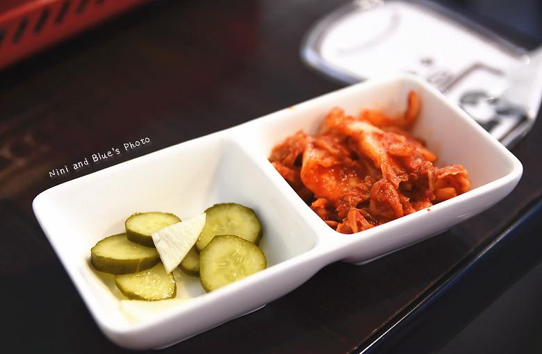 台中韓式料理一中街求求辣年糕菜單價位13