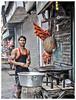 Roadside eatery, Kolkata