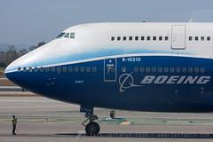 B-18210 B747-400 China Airlines