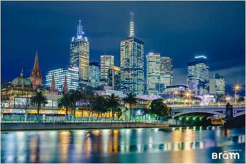 Melbourne city love it
