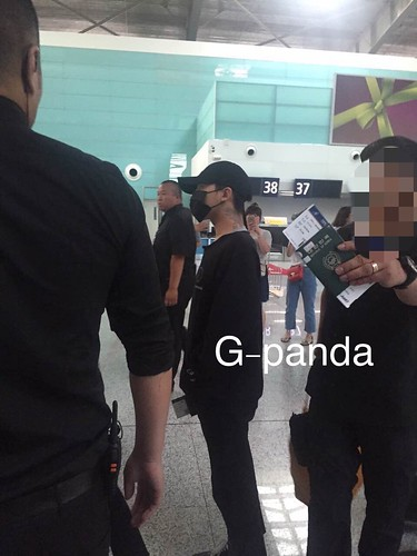 Big Bang - Dalian Airport - 26jun2016 - pandaanow - 04