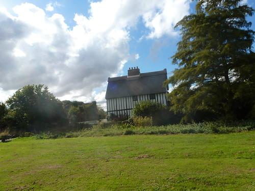 Half-timbered house, the Green at Biggleswade