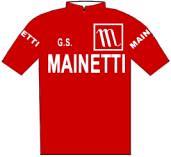 Mainetti - Giro d'Italia 1967