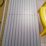 02 Pintando líneas para colocar los diodos