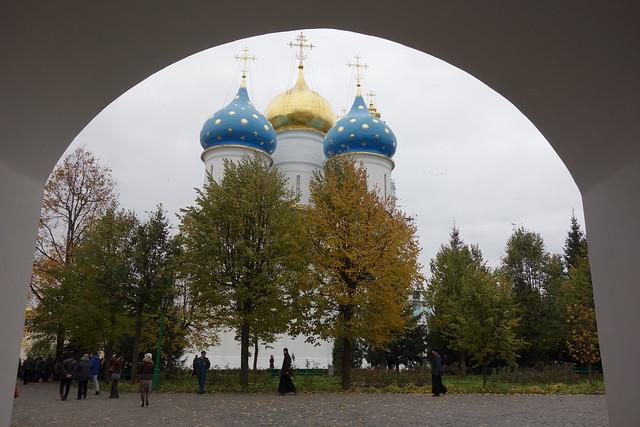 237 -  Trinitry Lavra (Sergiev Possad)