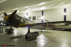 N43JE - 15344 - Nakajima Ki-43-IIIa Hayabusa Replica - Tillamook Air Museum - Tillamook, Oregon - 131025 - Steven Gray - IMG_8037