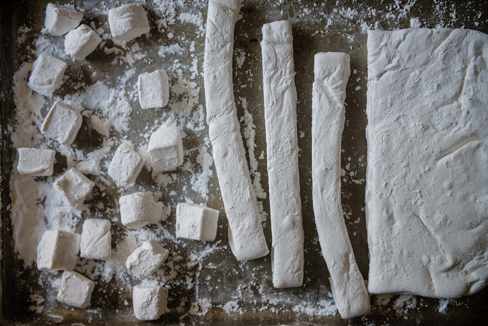 thyme marshmallows
