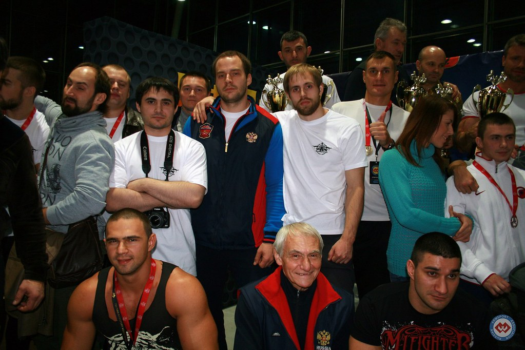 Medalists - Moscow Armwrestling Championship 2014 │ Photo Source: armsport-rus.ru