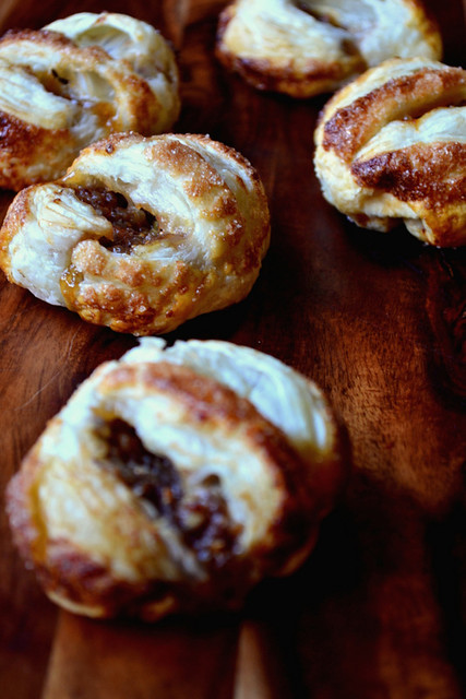 Recipe for Eccles Cake Mince Pies