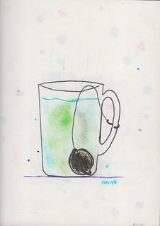 3 Tea infuser