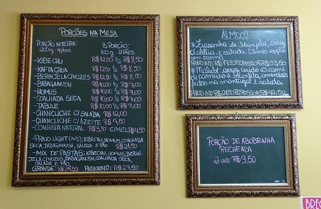 Onde comer em Curitiba - Armazem California