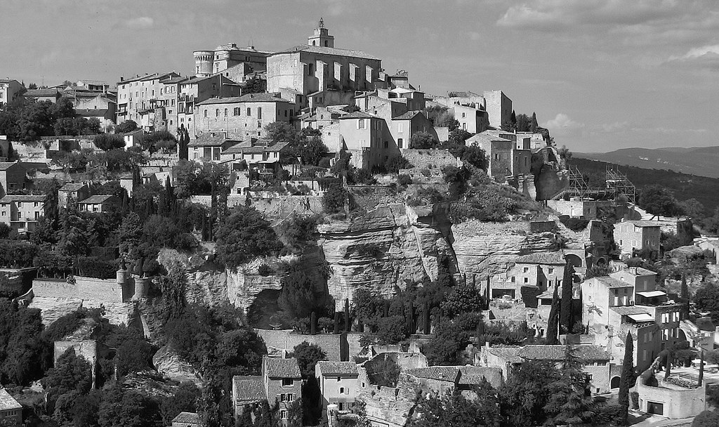 FRANCE - Provence , Gordes (serie), 12256/4401