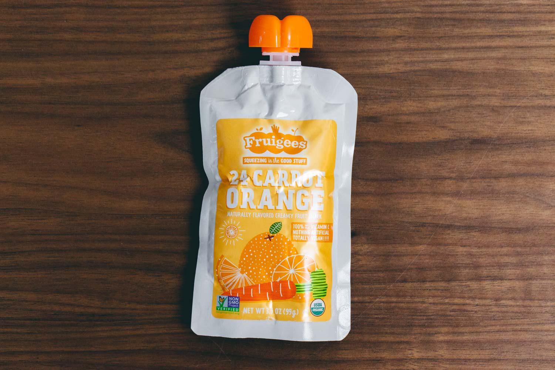 Fruigees 24 Carrot Orange