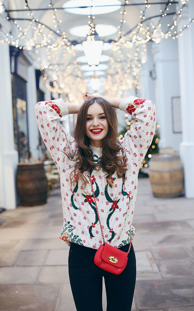 Christmas Jumper Day What Olivia Did