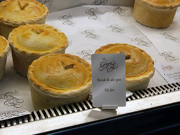 ginger pig pies