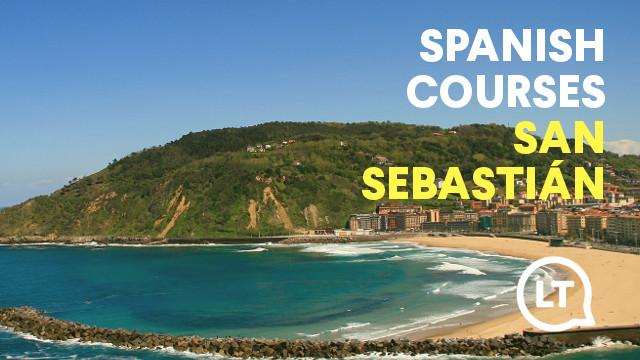 learn spanish san sebastian