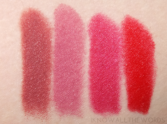 maybelline colour sensational creamy matte lipstick  (2)