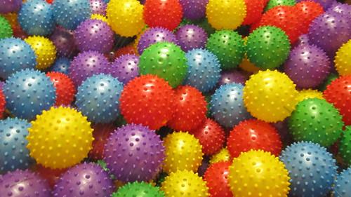 Got Bumpy Balls?