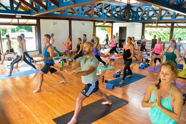 Yoga Teacher Training in Costa Rica Open Air Studio