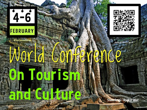 Feb 4-6: World Conference on Tourism and Culture @UNESCO @UNWTO #TourismandCulture