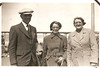 1952: Ernest and Susan Dewey with Albina