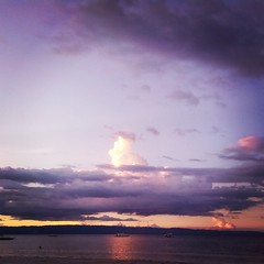 Dark clouds #igersmanila #pictureoftheday #picoftheday #philippines #filipino #pinoy #igerspinoy #sunset