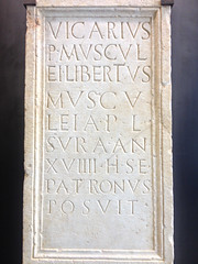 Roman Gravestone