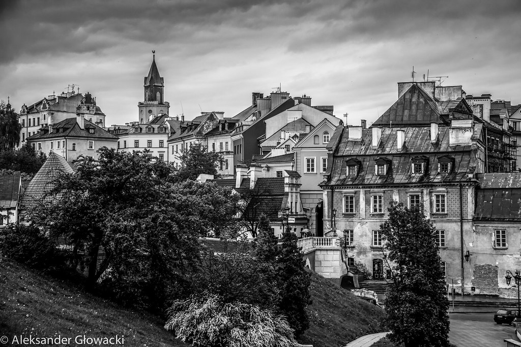 Old Town in Lublin