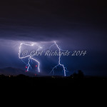 More September Thunder Storms..