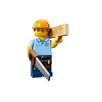 LEGO Collectable Minifigures Series 13 Carpenter