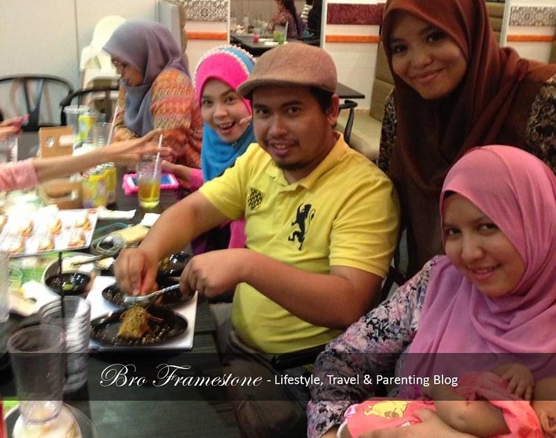Food Review @ MyNasi, Mid Valley